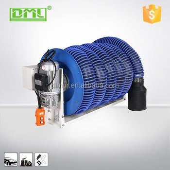Vehicle Exhaust Extraction Hose Reel Buy Exhaust Exhaust Extraction Product On Alibaba Com