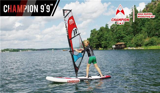 Champion Windsurf Sup Windsurf Paddle Board Inflatable