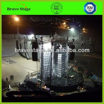 Exhibition Stall On Rent : Custom size truss exhibition display booth stall for rent buy
