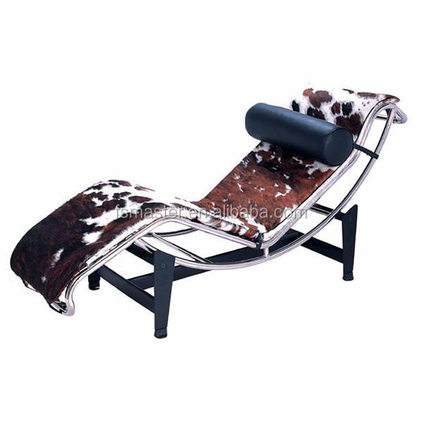 rechercher les meilleurs chaise longue en peau de vache fabricants ... - Chaise Longue Le Corbusier Vache