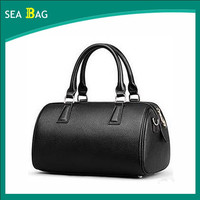 Woman's leather handbags designer handbags fancy tote leather bag