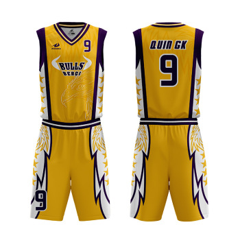 ce4d717eb75 Create Your own Custom Team 100% Polyester Basketball Jersey Design Online  Children's Basketball Kit College