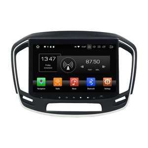 Superior klyde dvd 4g ram cd player radio car Insigina 2014-2015 android 8.0 car system dvd octa core mp3 car stereo bluetooth
