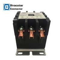 hvac refrigerator electronic single phase ac magnetic definite purpose contactor 40A 24V