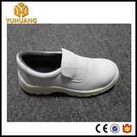 High quantity anti slip esd safety shoes steel toe