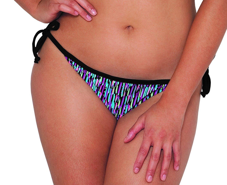 dbaee92452 Buy Curvy Kate Womens Seashell Tie Side Bikini Bottoms in Cheap ...