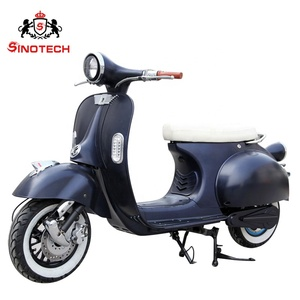 italy VESPA cheap price Chinese electric scooter 2000w with lithium battery