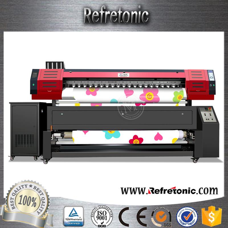 Digital Textile Printer Sublimation Textile Printer Digital Textile Printer Price MT-Textile1807DE