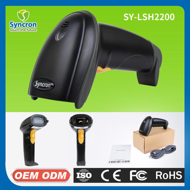 Handheld Bluetooth Barcode Scanner Symbol N410 Source Quality