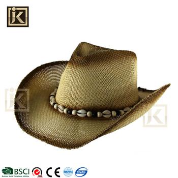 JAKIJAYI brands cowboy hats sombrero custom band unisex character straw  cowboy hat cedb65f1d9f