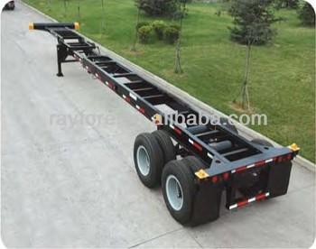 40'/45' Extendible Gooseneck Chassis - Buy Trophy Truck Chassis,40ft  Chassis,Container Chassis Product on Alibaba com