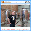 New design beer fermenting system beer brewery equipment 2bbl beer factory