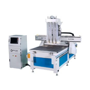 Big promotion! wooden door cutting / carving / engraving / drilling machine