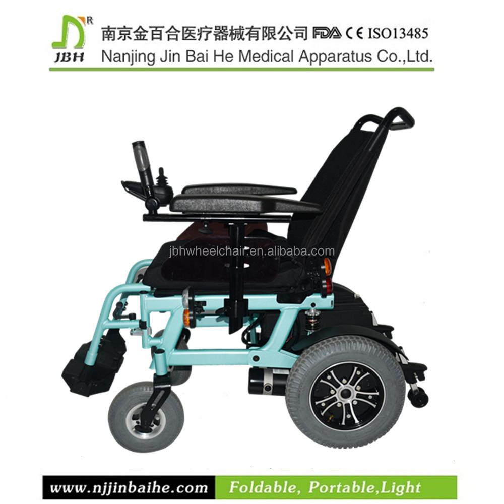 Ultralight Electric Wheelchair Caterpillar Track
