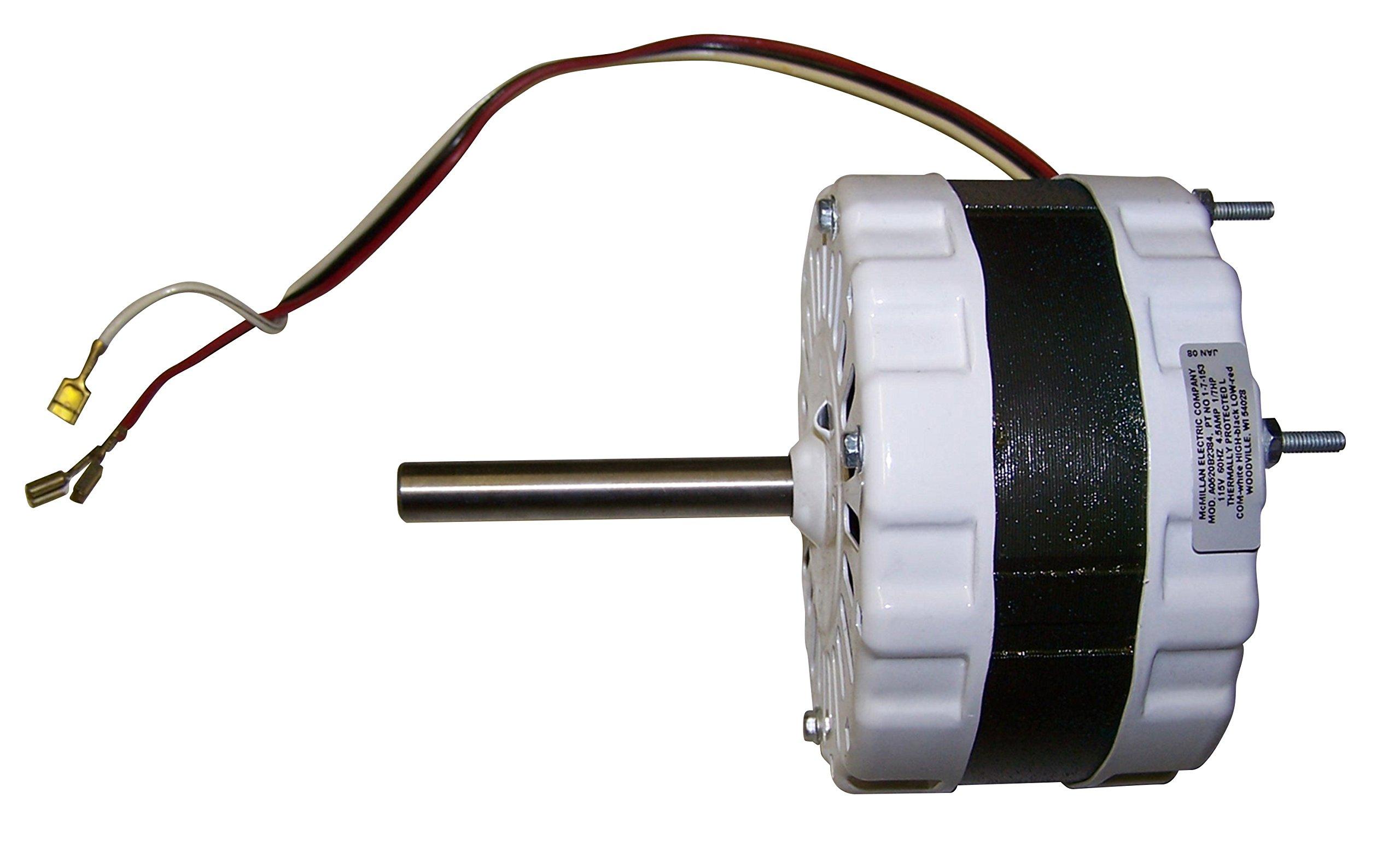Phoenix Manufacturing 05-007-0035 1/8 HP Evaporative Cooler Motor, 2-Speed, 120-Volt