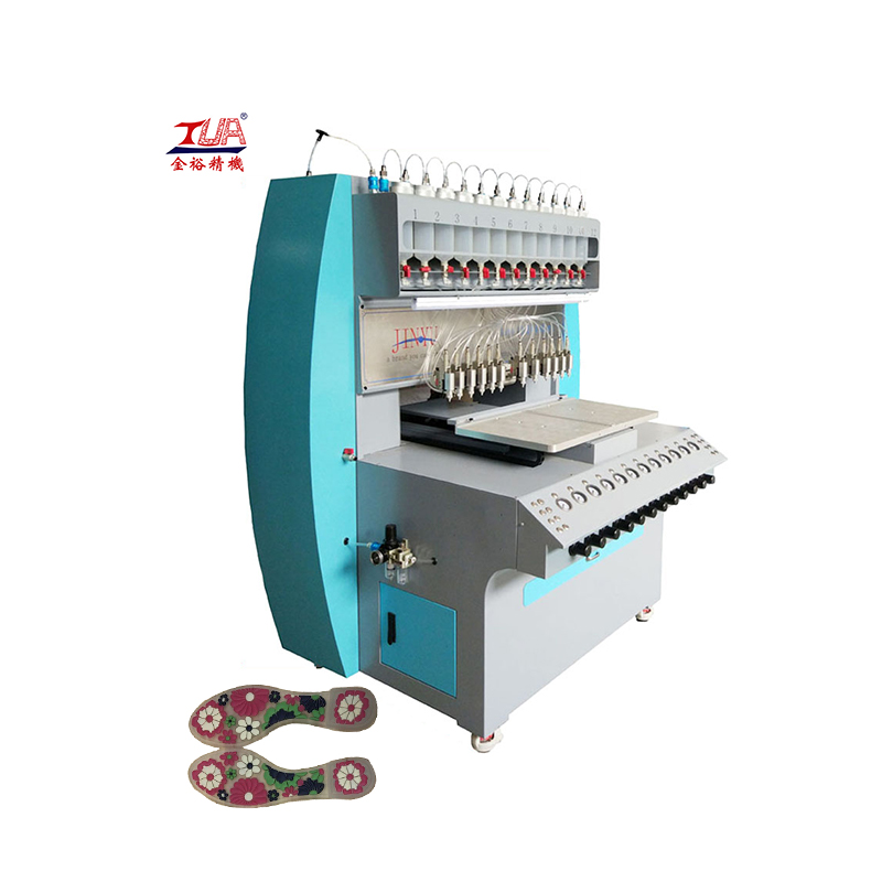 automatic used pvc shoes sole making machine