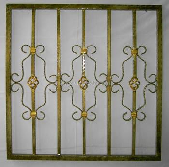 el simple y nuevos diseños fotos de ventanas de hierro forjado
