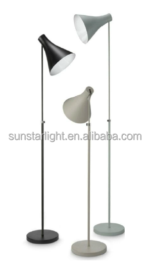 China Supplier New Product Adjustable Height Decorative Study Floor Lamp / Light