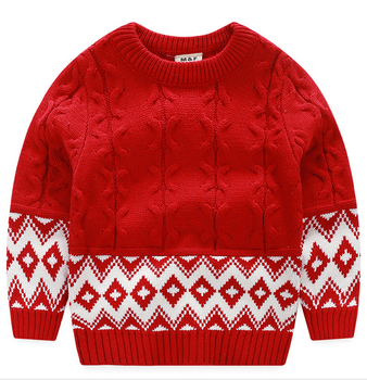 Latest Design Baby Boys Clothes Kids Christmas Sweater