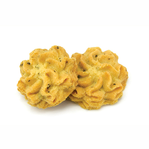 Singapore Food Manufacturers Sugar Free Salted Egg Cookies Biscuits For Sale
