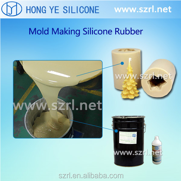 Brilliant RTV2 Liquid Moulding Silicone Rubber
