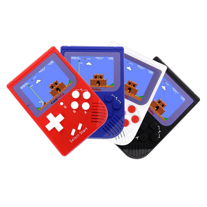 Classic mini pocket 8 bit portable handheld game player