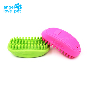 Pet Grooming Comb Pet Products, Pet hair Brush Easy handle