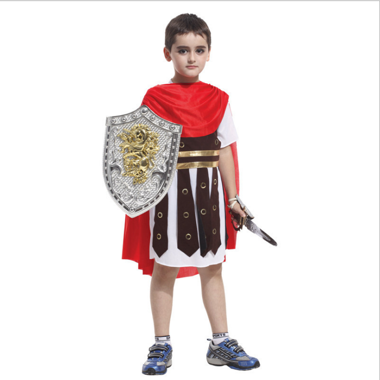 Halloween Costume For Kids Children Fantasia Infantil Carnival Party Fancy Dress The King Prince Boys Childcosplay Christmas Home