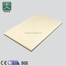 Sound absorption building material acoustical sound board for ceiling