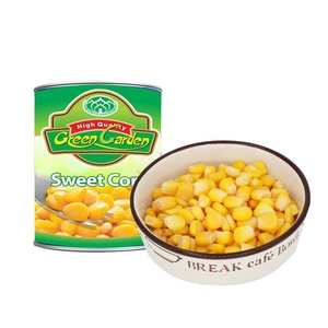 Non GMO manufacture price 425G canned sweet kernel corn