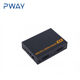 PWAY HDMI Extender HDBaseT Extender 3D 1080P Over Cat6 Cable TX RX 100M HDMI Extender PW-HT201H