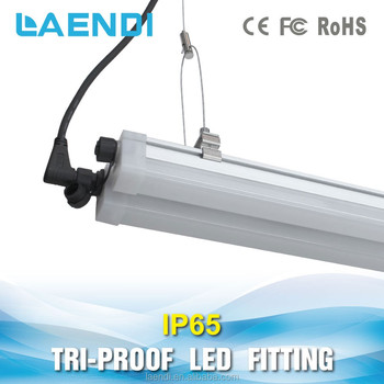 Led Tube Light Suspended Integrated Led Linear Light/ Hanging 4ft ...