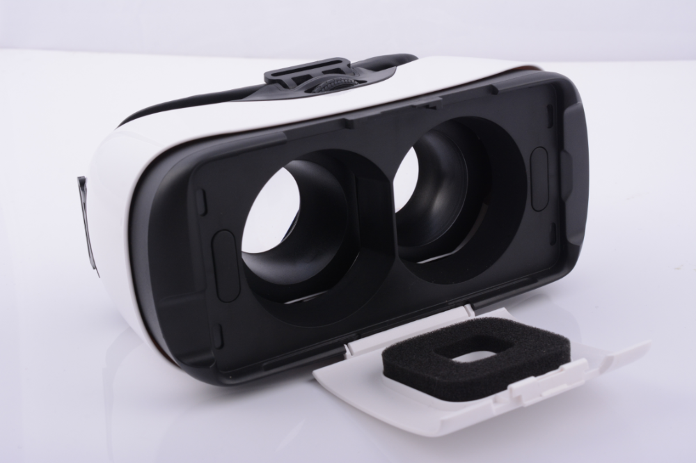 Let our commodities go to the world 3d glasses for vr box