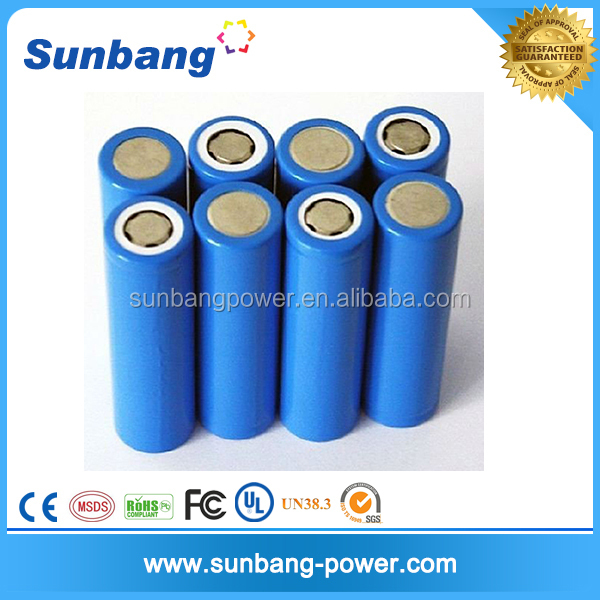 Shenzhen 18650 bateria 3.2v 2000mah lifepo4 battery cell