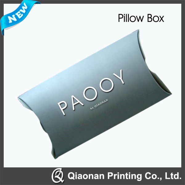 Pillow Box Shaped Candy Box for Wedding