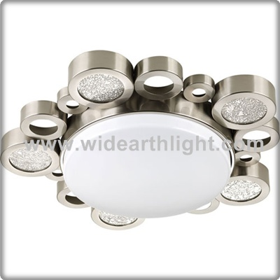 Ul Approved Modern Big Hotel Flush Light Fixture With Glass Cover ...