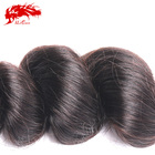 ALI Queen Unprocessed Malaysian Loose Wave Hair Weaving