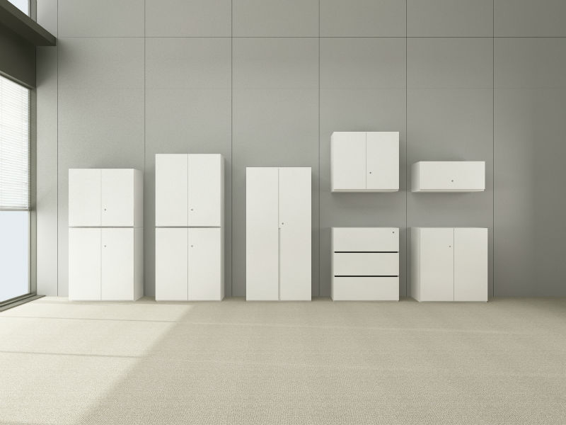 Wall Mounted Cabinet Mini Cupboard