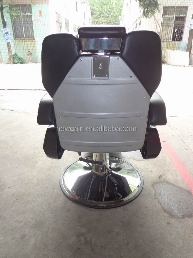 KIKI NEWGAIN Wholesale Salon Furniture Antique Used Sale Barber Chairs For Professional Hair salon