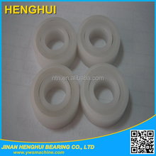 6202 plastic ball bearing/plastic wheel with bearing/plastic roller wheel bearing