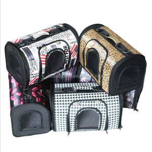 Wholesale pet products outdoor dog carrier backpack