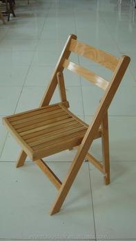 Indoor And Outdoor Furniture Beech Slatted Wood Slat Folding Chair   Buy  Folding Slat Wooden Chair,Folding Chairs Outdoor,Folding Slat Chair Product  ...
