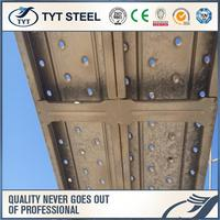 Hot selling 210mm galvanized scaffolding steel planks/metal catwalk made in China