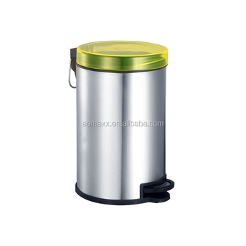 Houseware Compost Stainless Steel Waste Bin Trash Can For Home - Buy Cheap  Trash Can,Kitchen Stainless Steel Trash Can,Trash Cans Product on ...