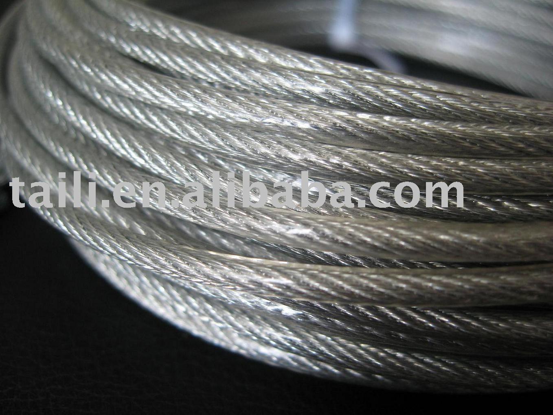 Pvc Coated Steel Wire Rope,Rope Clips,Steel Slings,Shackles - Buy ...