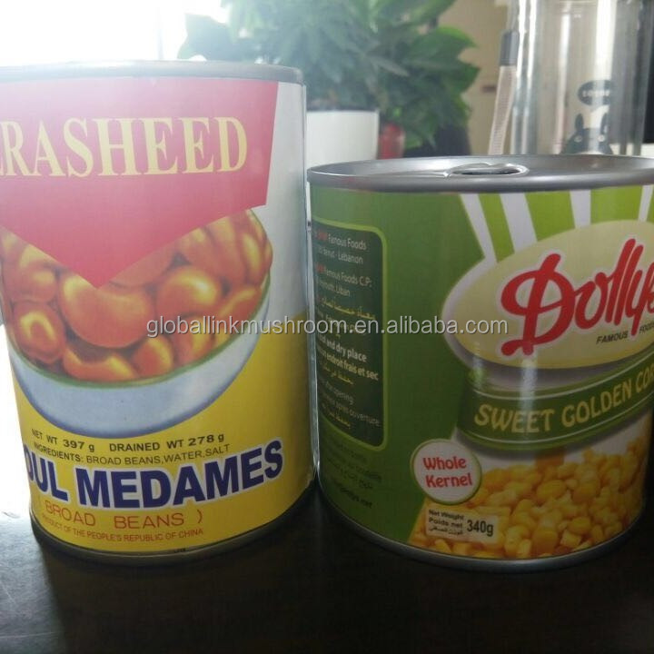 broad bean 8 oz fava bean canned food factory