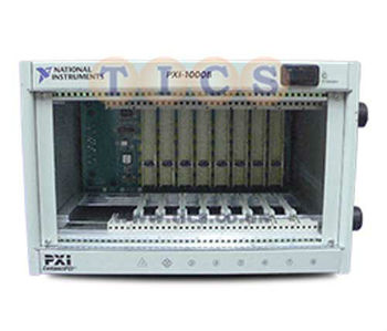 National Instrument Pxi 1000b 8 Slot 3u Pxi Chassis With