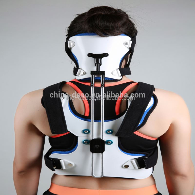 DA215-2 2015 New Adjustable cervical thoracic orthosis for treatment after cervical spinal fus