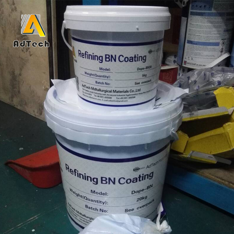 high concentration blue ceramic pro 9h boron nitride bule BN coating