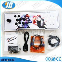 King of Fighters Arcade Game Console With USB to PC Function Jamma Arcade 815 in 1 games